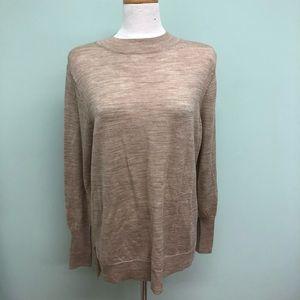 Badgley Mischka | Women's Mock Neck Shirt | Size M